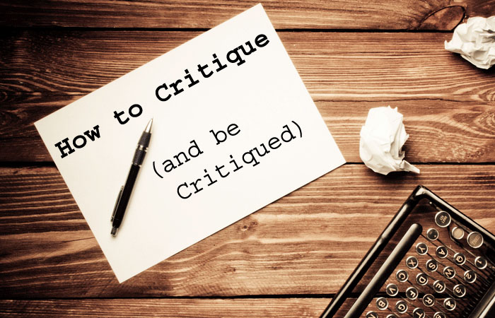 How to Critique and Be Critiqued